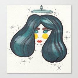 Cryss Canvas Print