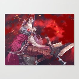 Watchers 3 Canvas Print