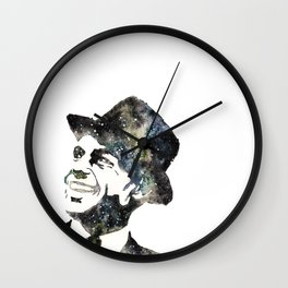 Space Frank Wall Clock
