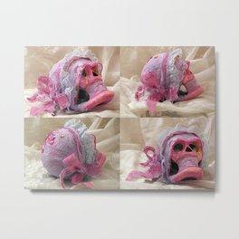 Bonnie's Fourhead Metal Print