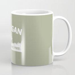 Michigan, The Great Lakes State Coffee Mug