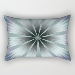 Winter Crinkle Rectangular Pillow