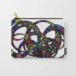Interlinking Carry-All Pouch