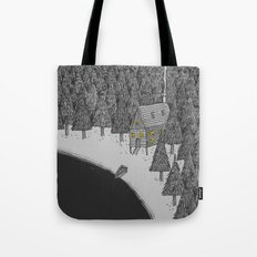 'Isolation' Tote Bag