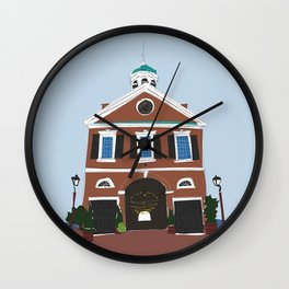 Philadelphia, Pennsylvania, USA Wall Clock
