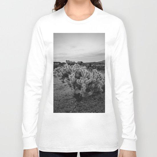 Cholla Cactus Garden IX Long Sleeve T-shirt