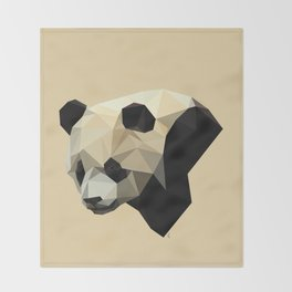 LP Panda Throw Blanket