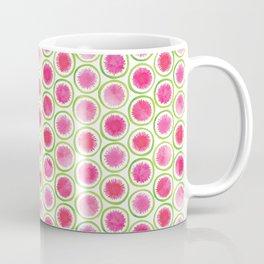 Watermelon Radish pattern Coffee Mug