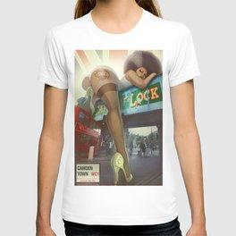 Ass over Camden lock T-shirt