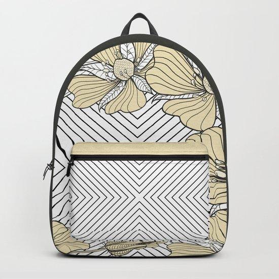 FLOWERS VII Backpack