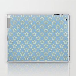 The Golden Stars Pattern III Laptop & iPad Skin