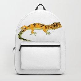 Exotic Gecko Backpack