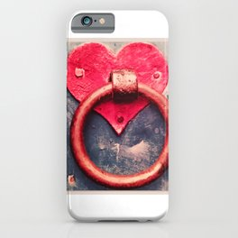 Heart Knocker iPhone Case