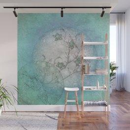 Serenity Blue Wall Mural