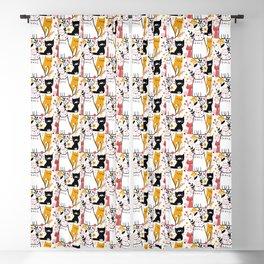 Kitty cat Blackout Curtain