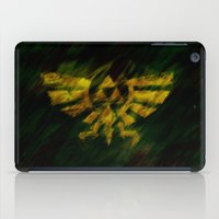 triforce iPad Cases featuring Triforce by Ralf Crawford