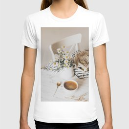 But First, Coffee IV T-shirt