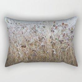 1er Janvier Rectangular Pillow