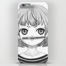I don't know what to draw iPhone 6 Plus Slim Case