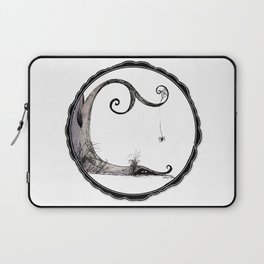 'Think I'll just stay in today' - Familiar and Friend Laptop Sleeve