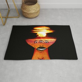 i have seen the future brother Rug