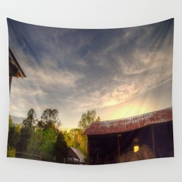 Tennessee Sunset Wall Tapestry