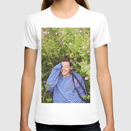 Harry Styles Another Man photoshoot T-shirt