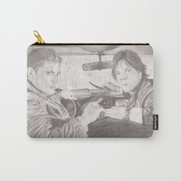 The Winchester Brothers Carry-All Pouch