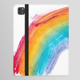 Sam's Rainbow III iPad Folio Case