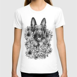 unique and exclusive cute dog T-shirt