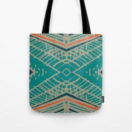 Spring collection - orange - abstract Tote Bag