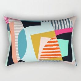 ColorShot Rectangular Pillow