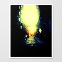 DUMBO. Canvas Print