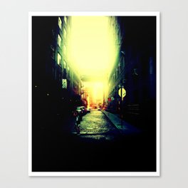 DUMBO. Canvas Print