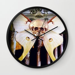 CATACOMBS Wall Clock