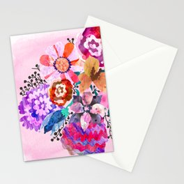 Bunch of Love Stationery Cards