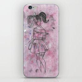 Melanie iPhone Skin
