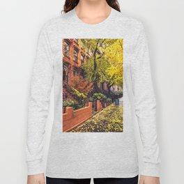 Autumn in Brooklyn Long Sleeve T-shirt