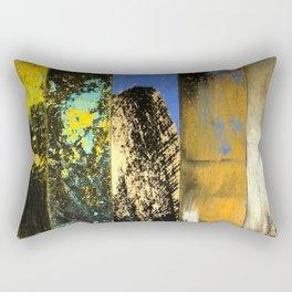 I am Survival because I am Destruction Rectangular Pillow