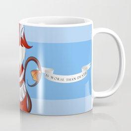 To Be Forgotten... Coffee Mug