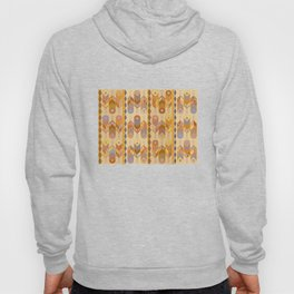 Southwest Contemporary Feathers Hoody