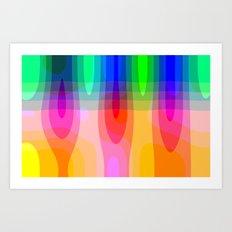 straight, no chaser (iteration 2) Art Print