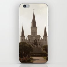 New Orleans St. Louis Cathedral Photo iPhone & iPod Skin