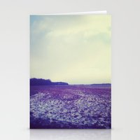 ohio Stationery Cards featuring Ohio by Claire Beaufort