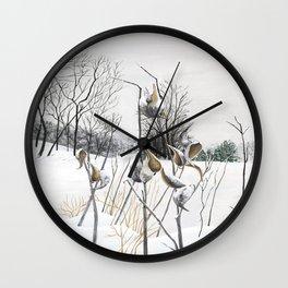 MILKWEED Wall Clock