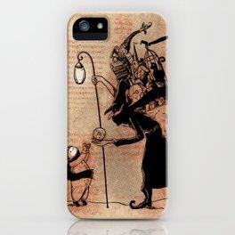 Toy Peddler iPhone Case