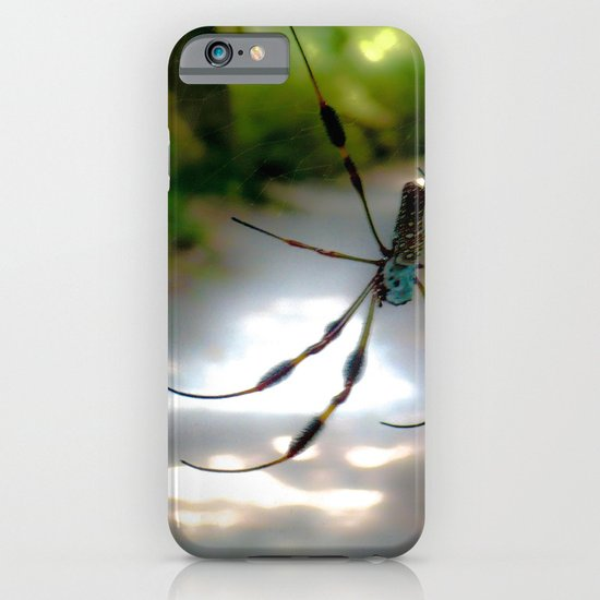 On a precarious path iPhone & iPod Case