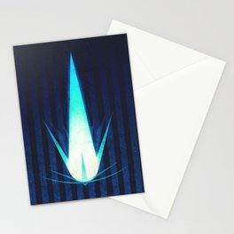 Sol System - Halley's Comet Stationery Cards