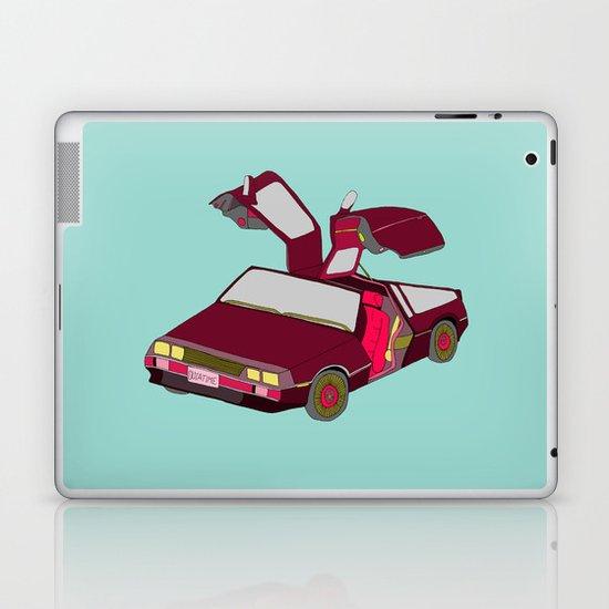 cool girls like flying cars Laptop & iPad Skin