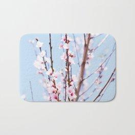 Almond Blossoms Bath Mat
